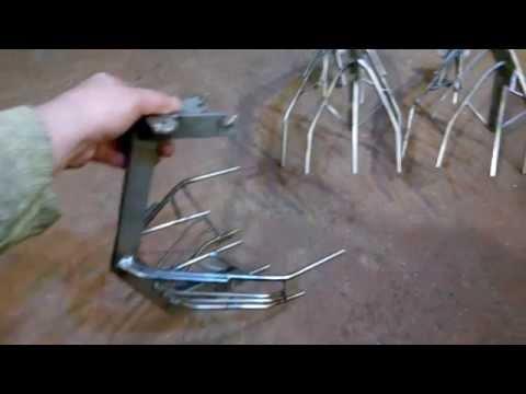 покажем тебе простая эфективная защита винта для лодочного мотора рабы