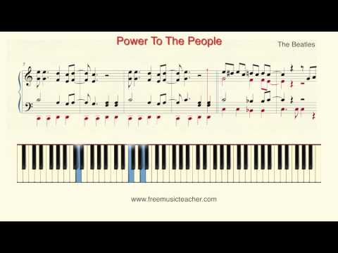 Beatles - Power To The People