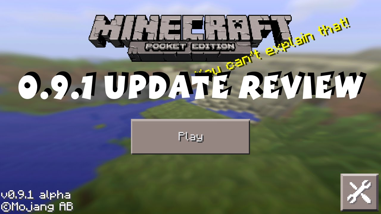 Minecraft Pocket Edition 0.7.4 Скачать На Андроид