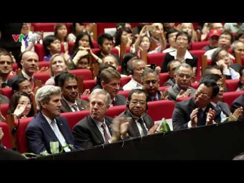 Phát biểu của Tổng thống Hoa Kỳ Barack Obama | VTV24