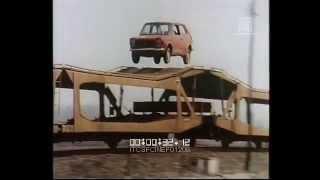 AD FIAT 127 - Cascadeur (Rémy Julienne) \\ 1971 \\ ita