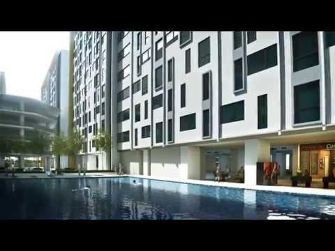Asia Pacific University (APU) New Campus in Kuala Lumpur, Malaysia estimated ready end 2015