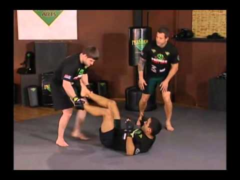 Mixed Martial Arts | Advanced | Grappling | Open Guard Work Drill Image 1