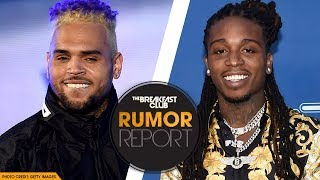 Jacquees Claims He 39 S The King Of R B For This Generation Chris Brown Responds