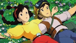 Castle in the Sky - Studio Ghibli - Anime Review #38