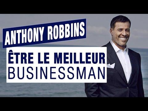 Business Mastery Anthony Robbins en français