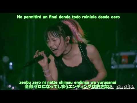 LiSA - Brave Freak Out Sub español LiVE is Smile Always ~NEVER ENDiNG GLORY~ 'the Sun'