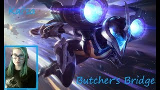 League of Legends | Butcher's Bridge ARAM | Kai'sa