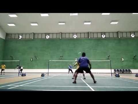badminton sport jkr brunei