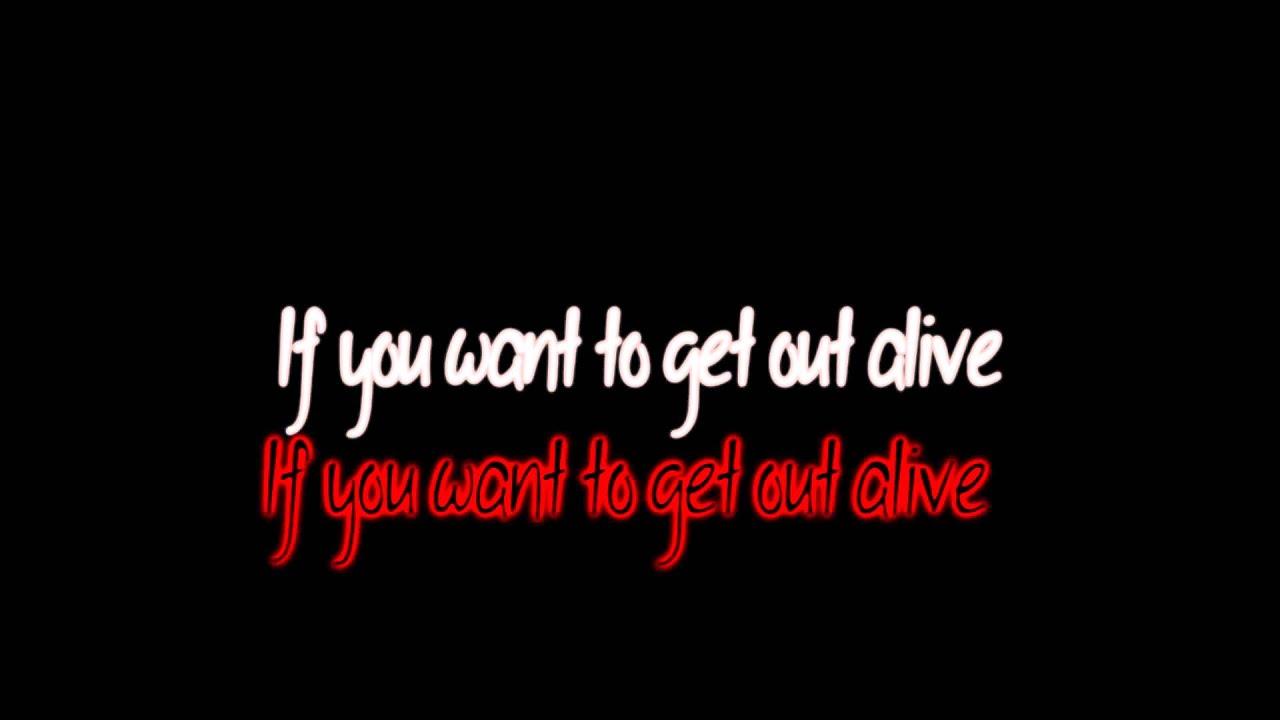 Three Days Grace – Riot Lyrics | Genius Lyrics