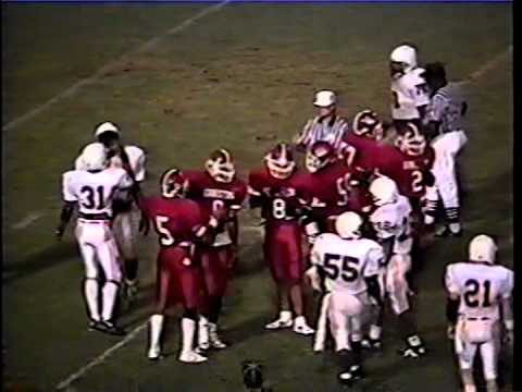 "(AL) Anniston High School ""The Road to the 6A State Championship 1994"" Part I"