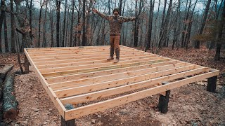 The Off Grid Tiny House Is Taking Shape!