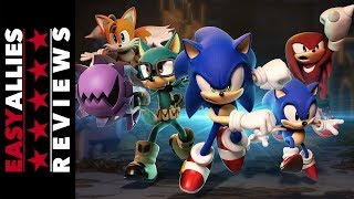 Sonic Forces - Easy Allies Review