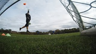 Double GK training at the Goalkeeper Academy!