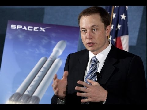Elon Musk: SpaceX's Soft Landing a Success
