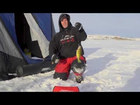 Fargo North Dakota Jumbo Perch - In-Depth Outdoors TV Season 8, Episode 6