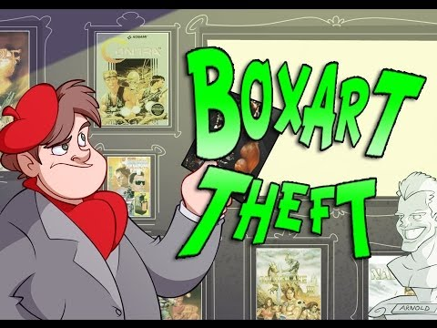 Gaming Box Art Theft (Cover Art Theft)/Rip offs  Games Yanks Can't Wank