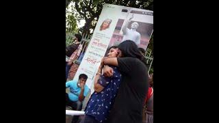 Download শাহবাগে ইসলাম ধর্মকে গালি দিচ্ছে 3Gp Mp4