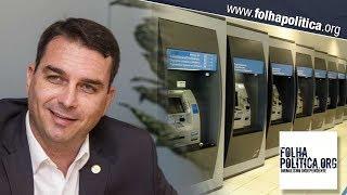 URGENTE: Flávio Bolsonaro explica pagamento de título de R$ 1 milhão