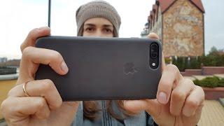 Битва гигантов. Сравнительный обзор камер iPhone 7 Plus и Galaxy S7 #ios #android