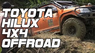 TOYOTA HILUX - OFFROAD 4x4