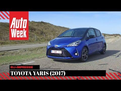 Toyota Yaris (2017) - AutoWeek Review