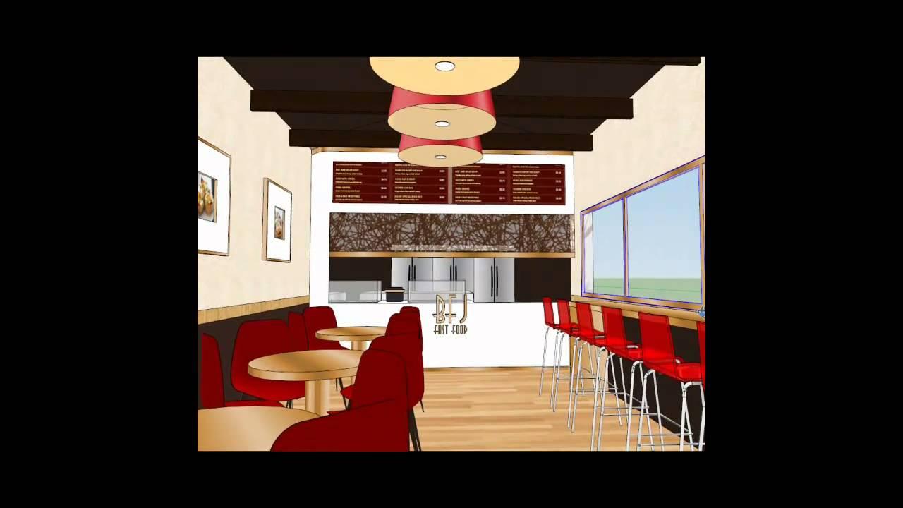 Modern Sensibility Chinese Cuisine Restaurant Design Youtube