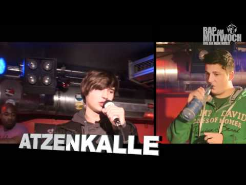 RAP AM MITTWOCH - Atzenkalle vs Presto 04.01.12 BattleMania Finale (4/4) GERMAN BATTLE