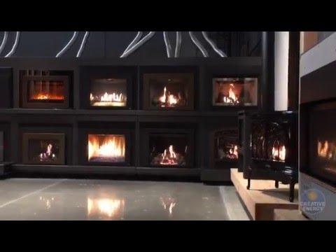 Creative Energy Fireplace Showroom