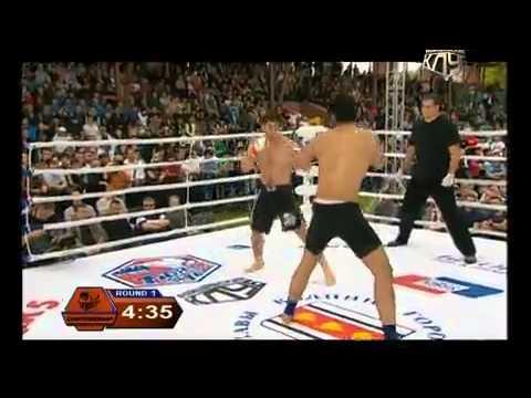 Машуков Беслан Fightspirit championship
