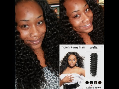 (Dedicated to xXTheIslandBeautyXx) Styling Options #4/ How To: Make a U Part Wig