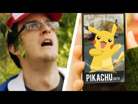 What Pokémon GO is ACTUALLY going to be like
