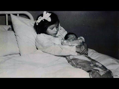 Лина Медина-Самая Молодая МАМА В Истории Человечества, Родившая в 5 Лет