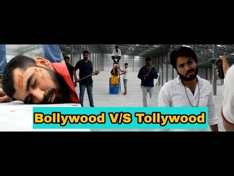 Bollywood vs Tollywood || it's Rajni style || Lucky Lokesh Choudhary