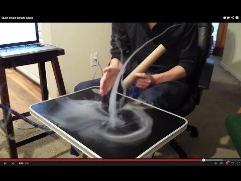 Quick smoke tornado tutorial