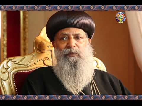 EOTC Television program 05-05-2013- Part2 (His Holiness Abune Matias Interview)