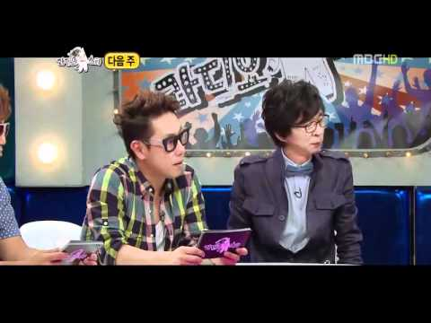 Preview 120704 2PMs Nichkhun - MBC Golden Fishery Radio Star