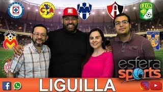 La Liguilla, Monterrey vs Atlas, America vs Cruz Azul, Leon vs Tigres, Monarcas vs Toluca 2017