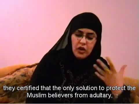 Kuwaiti Female Activist wants to make Christian Women Sex-Slaves!!