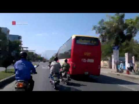 Cảnh sát 113 truy đuổi xe khách biển tứ quý   Cổng Thông Tin & Tin Tức Việt Nam   Info VN