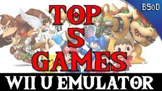 Cemu Emulator | Top 5 Games | Wii U Emulator