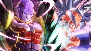 BABY POSSESSES UNIVERSE 6?! SUPER BABY HIT VS SSJ5 GOKU?! | Dragon Ball Xenoverse 2 MODS