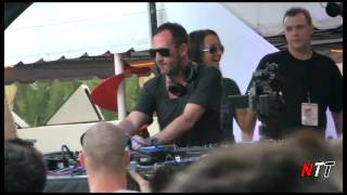 Steve Lawler WMC 2010 @ DJ MAG Name That Track.mov