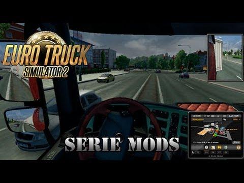 Nueva Serie + Paquete de Mods   Euro Truck Simulator 2   Serie mods