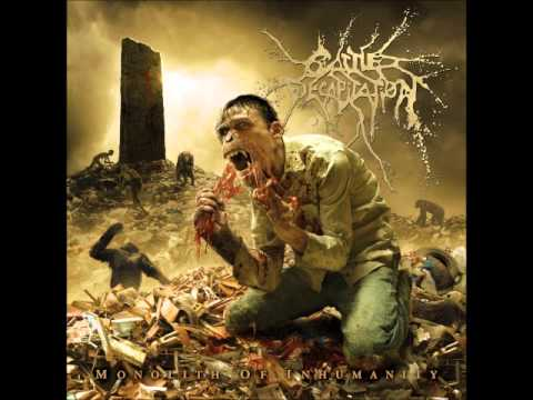 Cattle Decapitation - Dead Set on Suicide