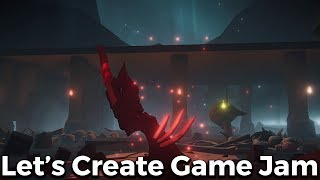 Let's Create Game Jam, Online Course And Patreon Updates