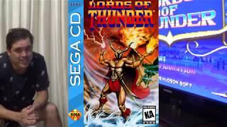 Lords of Thunder (Sega CD) - Meus Melhores Jogos do Sega CD - Parte 2