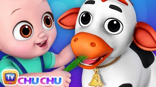 Baby goes to Old MacDonald's Farm - ChuChu TV Nursery Rhymes & Kids Songs
