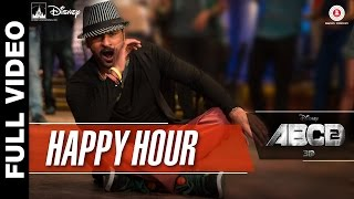 Happy Hour Full Video | Disney's ABCD 2 | Prabhu Dheva & Varun Dhawan | Mika | Sachin – Jigar