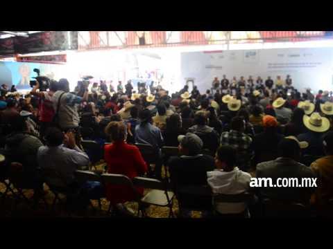 Ganaderos se reúnen con el Gobernador de Guanajuato